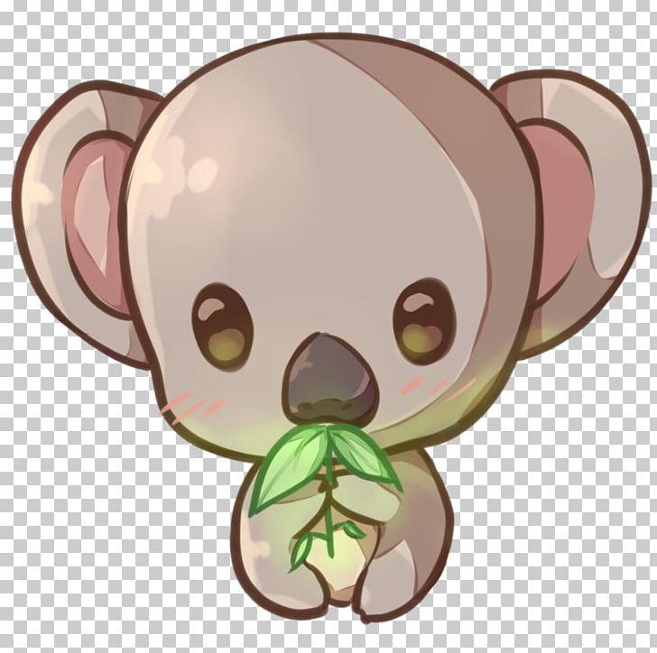 Koala Kavaii Drawing Youtube Paint Tool Sai Png Clipart