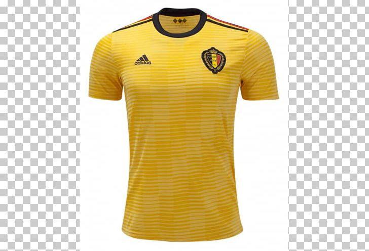 2018 FIFA World Cup Belgium National Football Team T-shirt Jersey Kit PNG, Clipart, 2018, 2018 Fifa World Cup, Active Shirt, Adidas, Belgium At The Fifa World Cup Free PNG Download