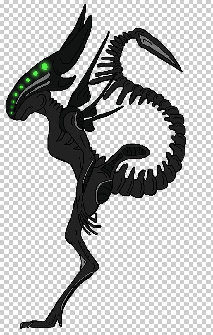 Alien isolation predator drawing png clipart alien alien