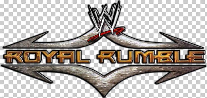 Royal Rumble (2001) WWE Championship Logo PNG, Clipart