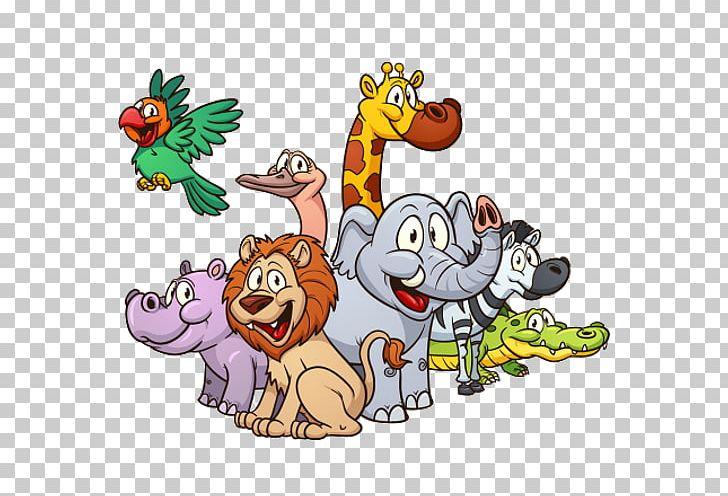 Cartoon Animal PNG, Clipart, Animal, Animal Figure, Animation, Art, Carnivoran Free PNG Download