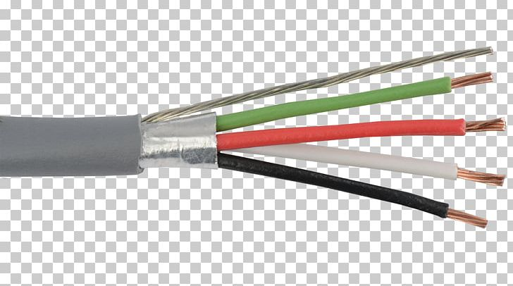 Shielded Cable American Wire Gauge Electrical Cable Electrical Wires  U0026 Cable Png  Clipart  18