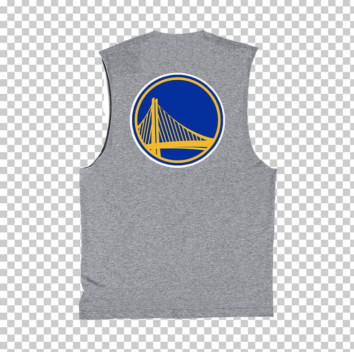 T-shirt Gilets Golden State Warriors Sleeveless Shirt PNG, Clipart