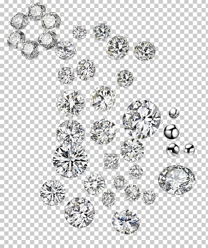 Material Properties Of Diamond Gemstone Rhinestone PNG, Clipart, Adobe Illustrator, Austria, Austria Drill, Black And White, Body Jewelry Free PNG Download