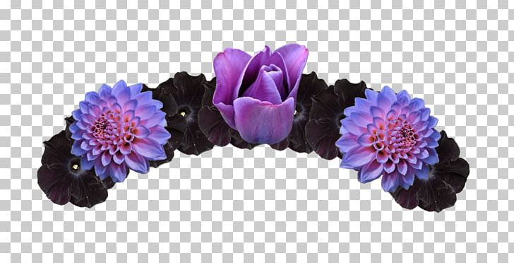 Flower Crown Headband Purple Rose PNG, Clipart, Black, Blue, Clothing Accessories, Crown, Cut Flowers Free PNG Download