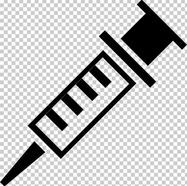 Injection Vaccine Syringe Computer Icons Medicine PNG, Clipart, Angle, Black And White, Computer Icons, Drug Injection, Health Care Free PNG Download
