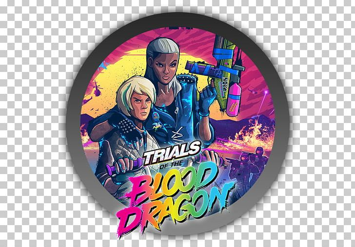 Far Cry 3: Blood Dragon Trials Of The Blood Dragon Video
