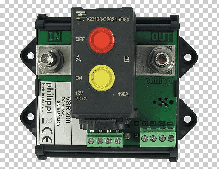 Power Converters Battery Isolator Electric Battery Relay Remote