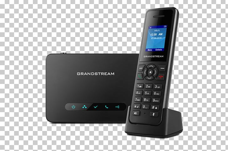 Digital Enhanced Cordless Telecommunications Grandstream Networks
