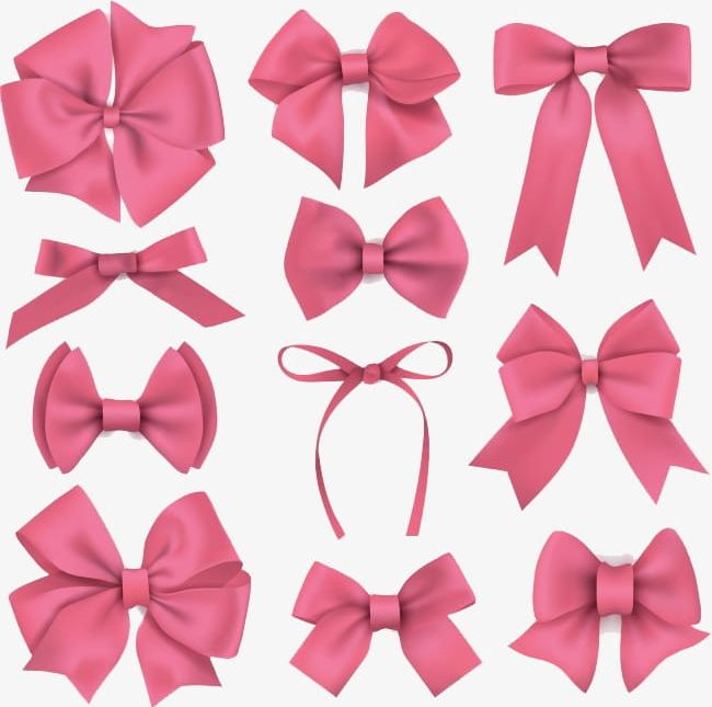 Pink Bow PNG, Clipart, Anniversary, Backgrounds, Birthday