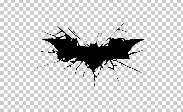Batman Tattoo Joker Superhero Why Do We Fall Png Clipart
