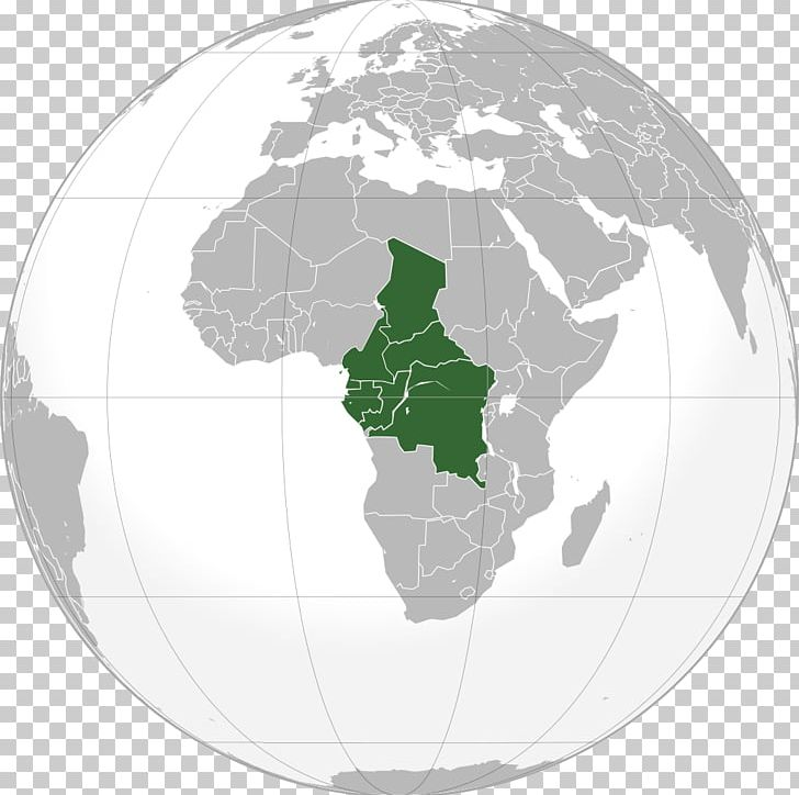 Cameroon Democratic Republic Of The Congo World Map PNG ...