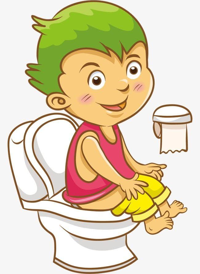 Доу картинки на туалет