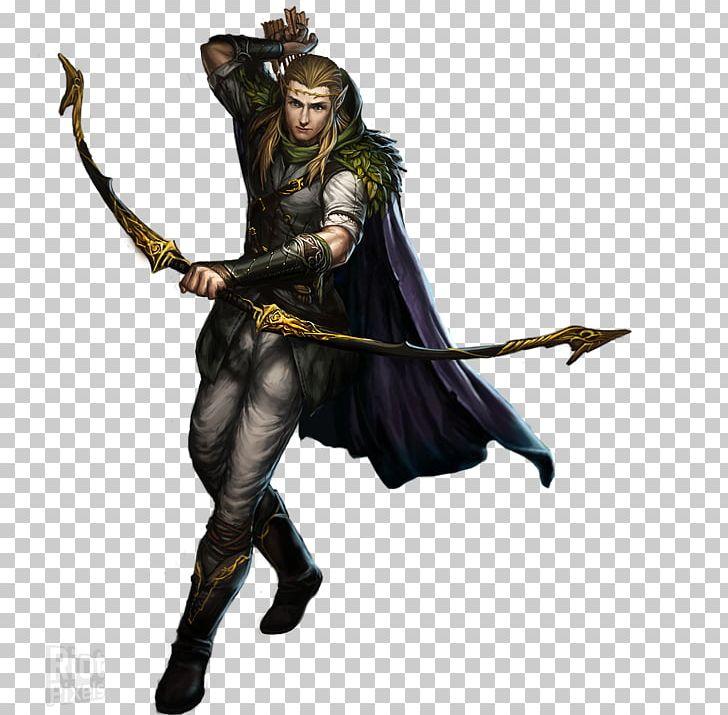 Dungeons & Dragons Druid Pathfinder Roleplaying Game Elf