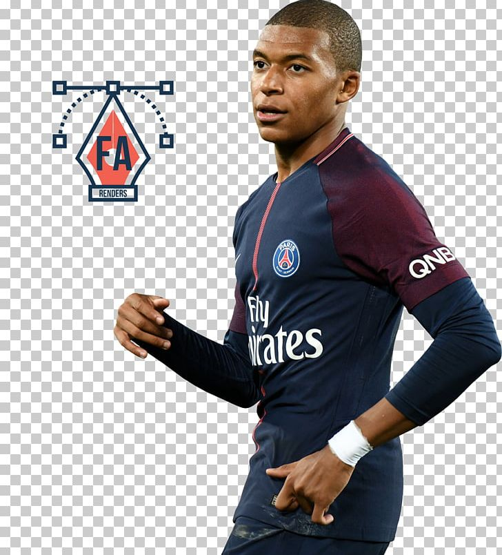 newest b1466 e2f15 Kylian Mbappé Paris Saint-Germain F.C. France National ...