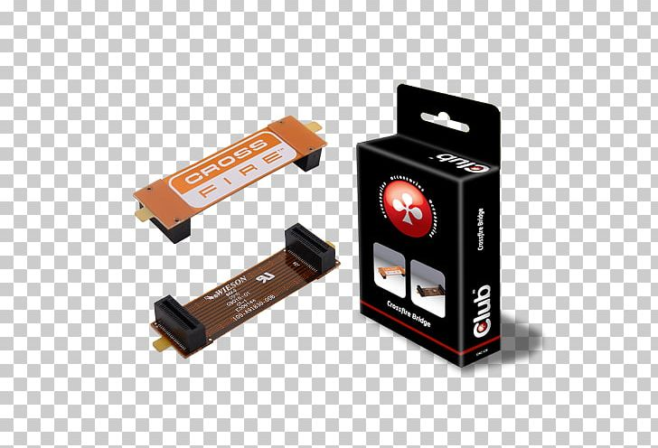 Graphics Cards & Video Adapters AMD CrossFireX Club 3D Digital