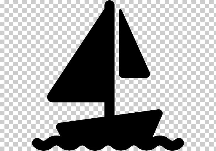 Computer Icons Sail PNG, Clipart, Angle, Black And White, Boat, Capsizing, Computer Icons Free PNG Download