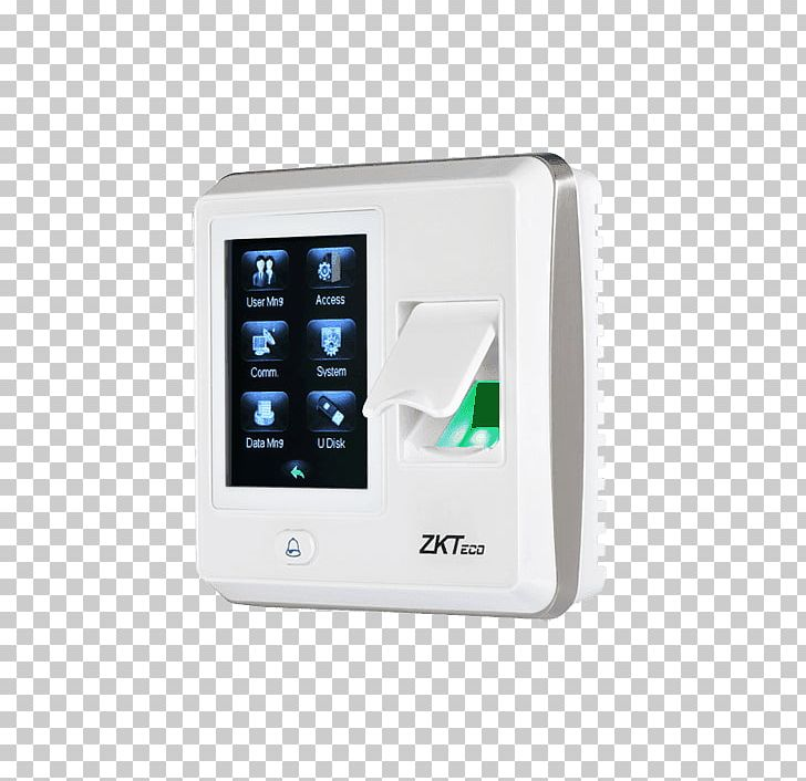 Access Control Zkteco Fingerprint Computer Software System