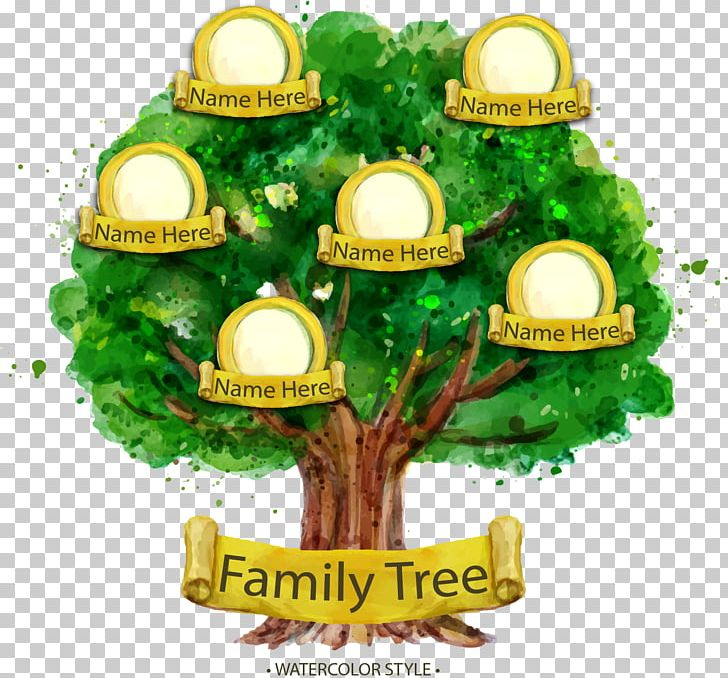 Family Tree Genealogy Illustration PNG, Clipart, Competition, Family, Frame, Material, Palm Tree Free PNG Download