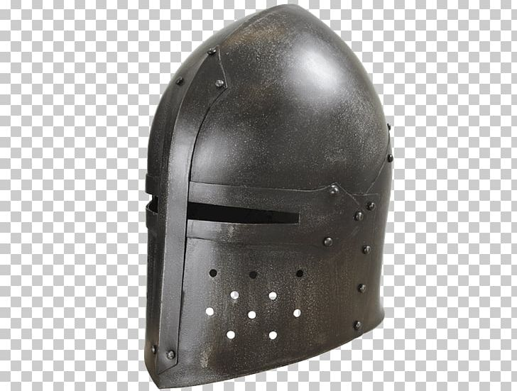Helmet Middle Ages Great Helm Components Of Medieval Armour