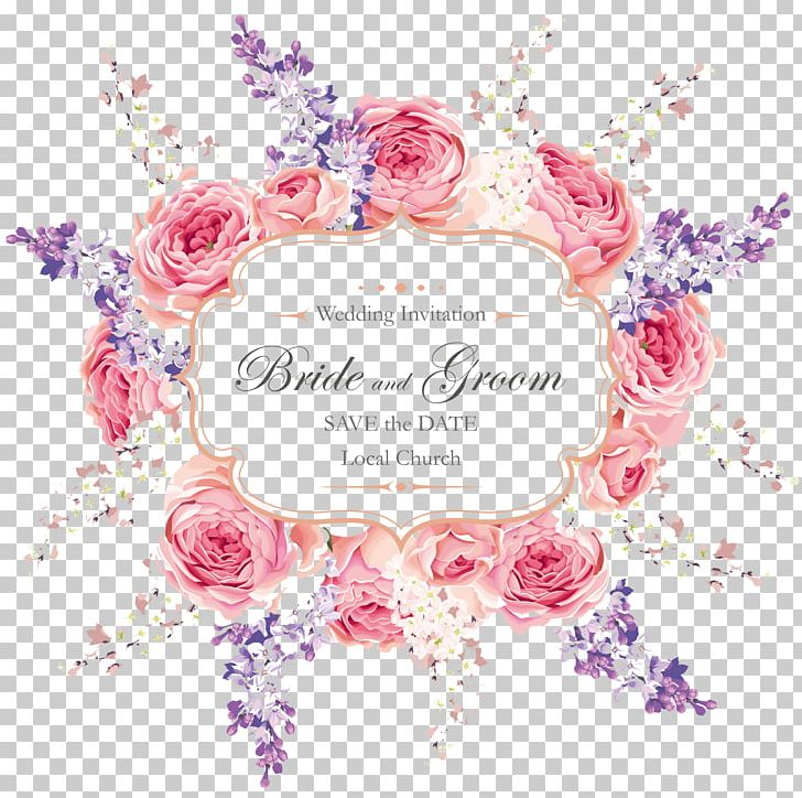 Wedding Invitation Png Clipart Birthday Card Border