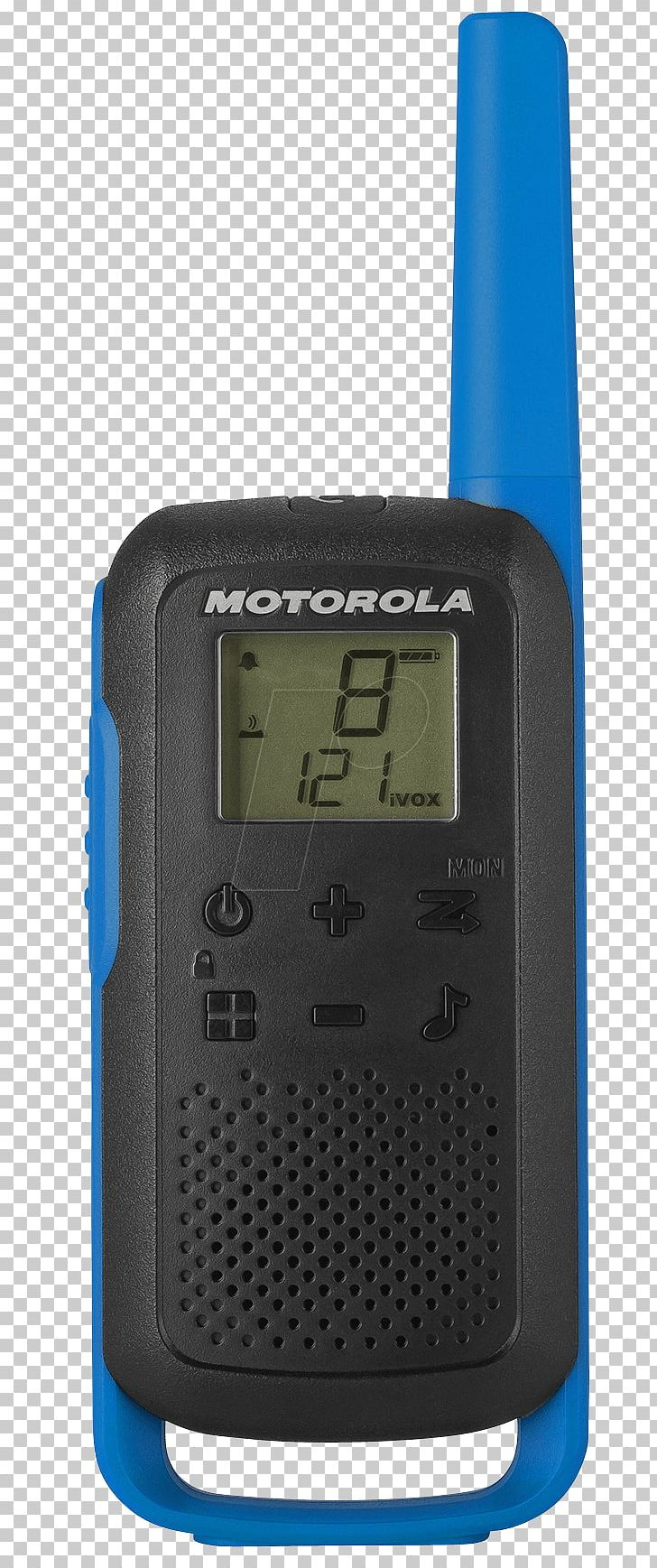 Handheld Two-Way Radios Motorola TALKABOUT T62 Hardware/Electronic PMR446 Motorola TLKR Walkie Talkie PNG, Clipart, Communication Device, Electronic Device, Electronics, Hardware, Motorola Free PNG Download