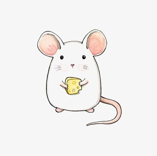 Mice Png Clipart Animal Cartoon Cartoon Mouse Cheese