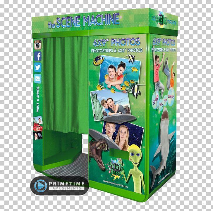 Chroma Key Photo Booth Vending Machines Photograph PNG