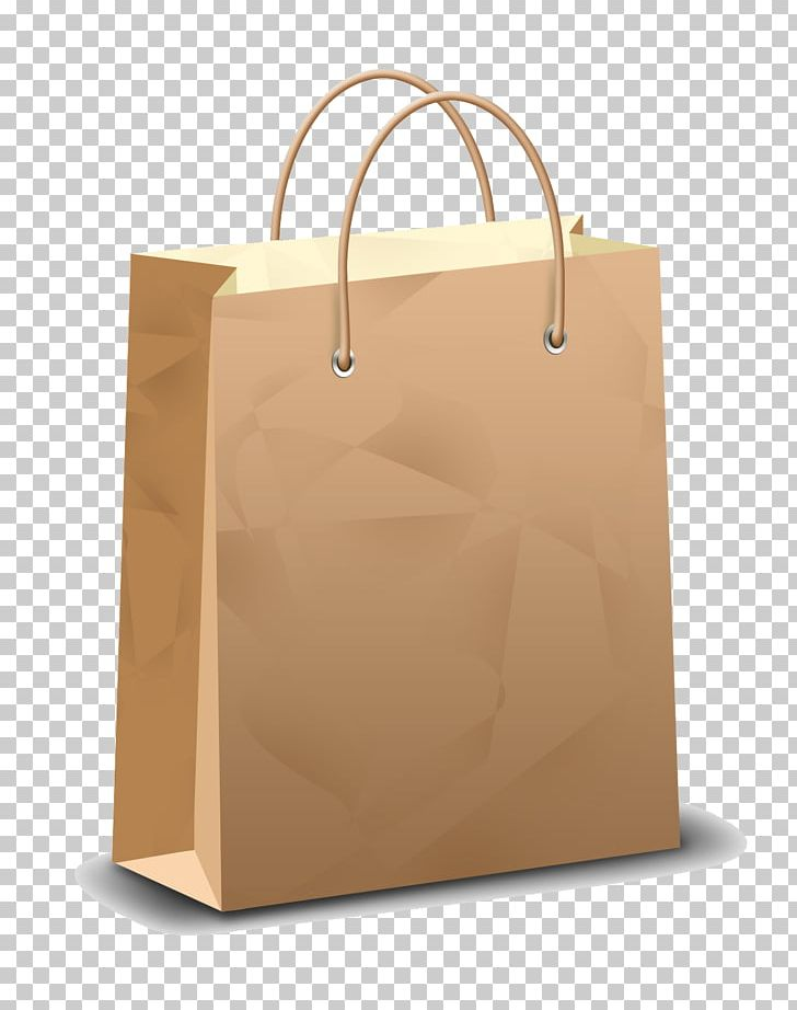 Shopping Bag Paper PNG, Clipart, Bag, Bags, Beige, Brand, Brown Free PNG Download