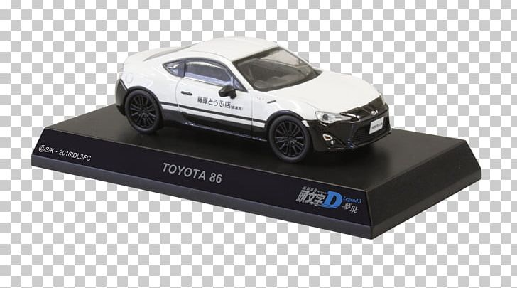 Model Car Toyota 86 New Initial D The Movie PNG, Clipart