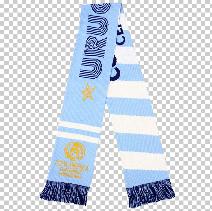 Scarf Copa America Uruguay National Football Team Knitting Png
