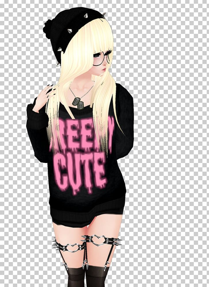 Avatar IMVU Second Life Emo Online Chat PNG, Clipart, Avatar