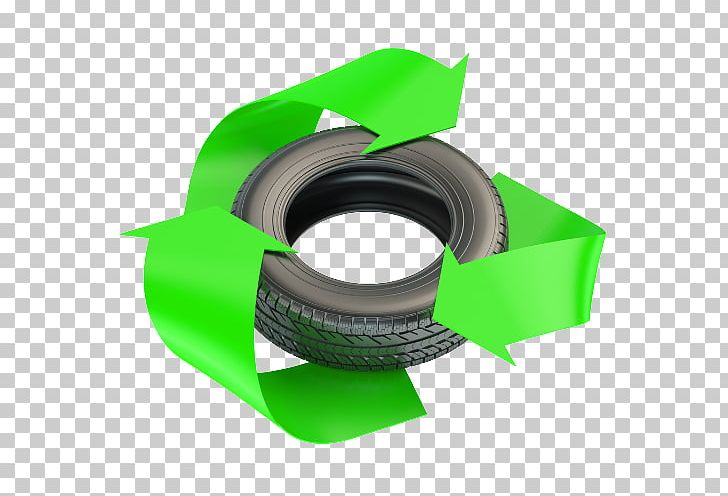 Tire Recycling Household Hazardous Waste PNG, Clipart, Green