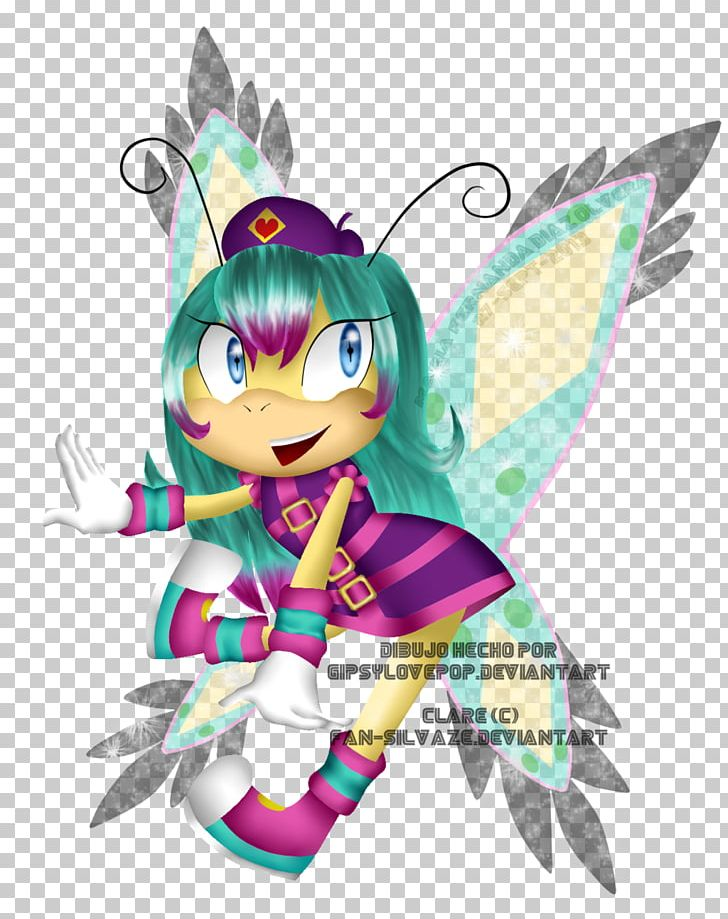 Fairy Insect Desktop PNG, Clipart, Anime, Art, Butterfly, Cartoon, Computer Free PNG Download