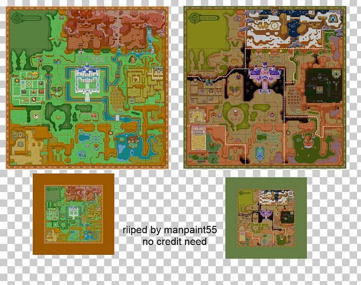 The Legend Of Zelda: A Link Between Worlds The Legend Of ...