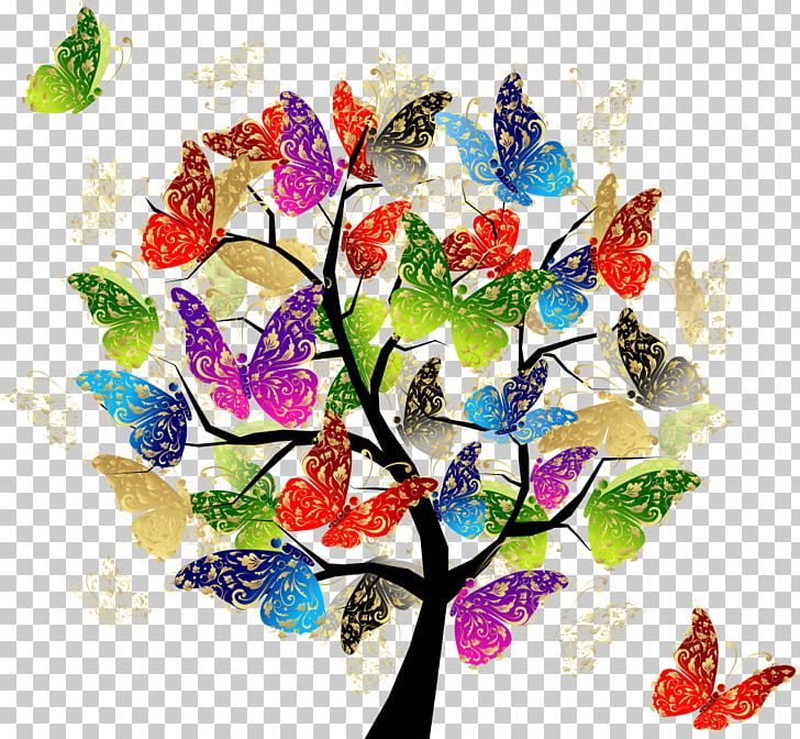 Tree Of Life Butterflies And Moths Euclidean Branch Png Clipart Butterfly Vector Cartoon Trees Family Tree The majestic tree of life stands proudly as the icon of the animal kingdom park. tree of life butterflies and moths