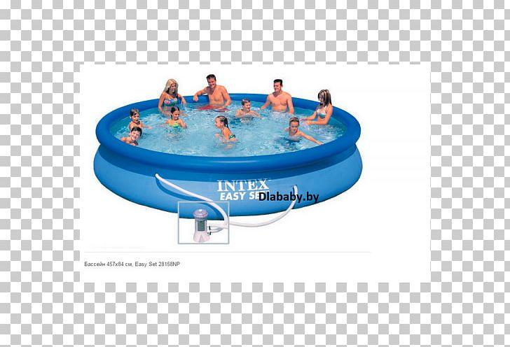 Intex Easy Set Pool Swimming Pools Garden Jilong Round Inflatable ...