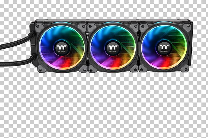 Computer System Cooling Parts Thermaltake RGB Color Model