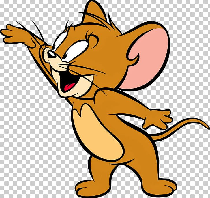 Jerry Mouse Tom Cat Nibbles Tom And Jerry PNG, Clipart