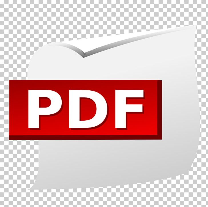 Portable Document Format Adobe Reader E-reader Icon PNG