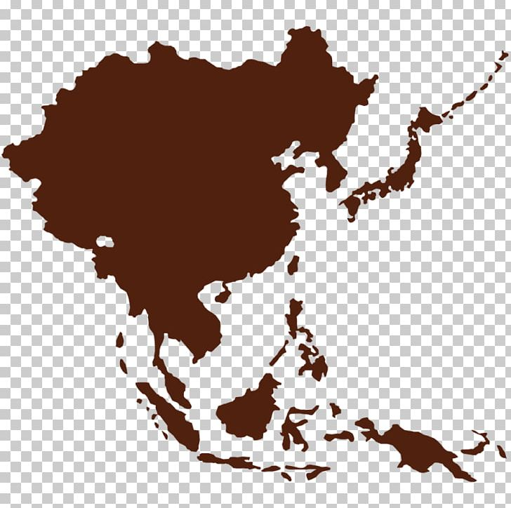 Black Map Of Asia.Asia Pacific Southeast Asia World Map Png Clipart Asia