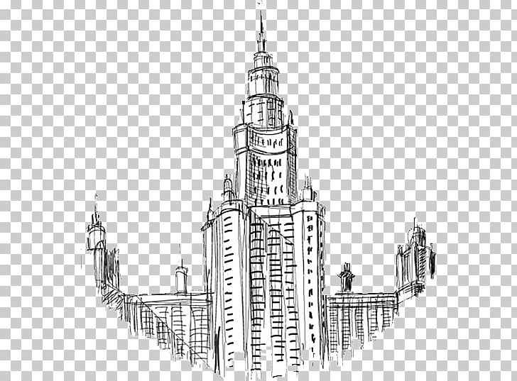 Black And White Architecture Poster PNG, Clipart, Art, Artwork, Black, Building, Church Free PNG Download