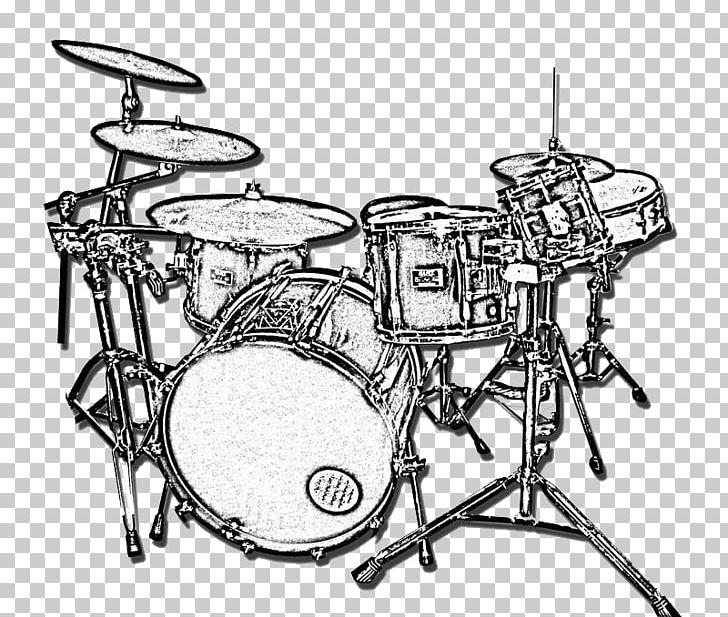 Israbi: Bass Drum Drawing