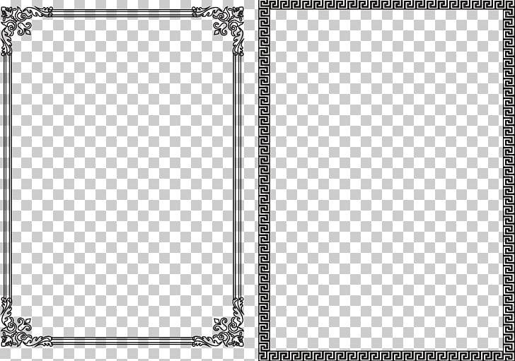 Black And White PNG, Clipart, Border Frame, Christmas Frame, Encapsulated Postscript, Frame, Golden Frame Free PNG Download