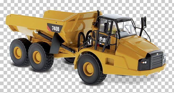 Caterpillar Inc Articulated Vehicle Articulated Hauler Dump Truck