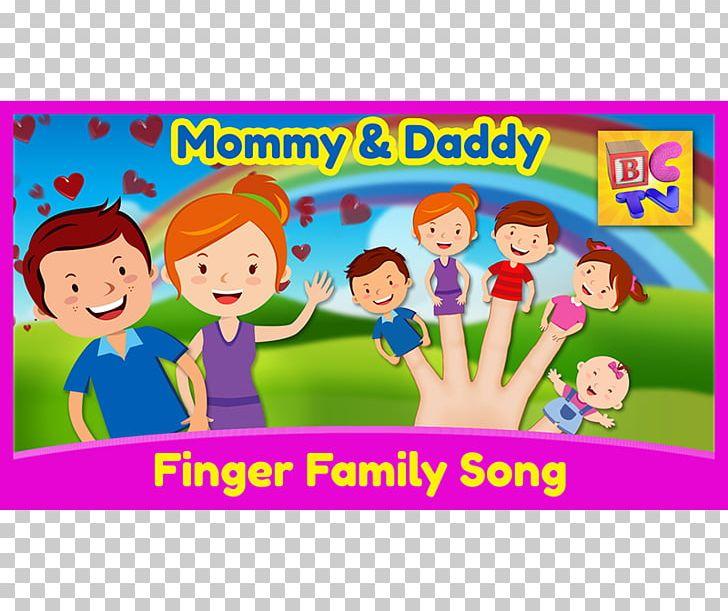 Finger Family Song Nursery Rhyme Child