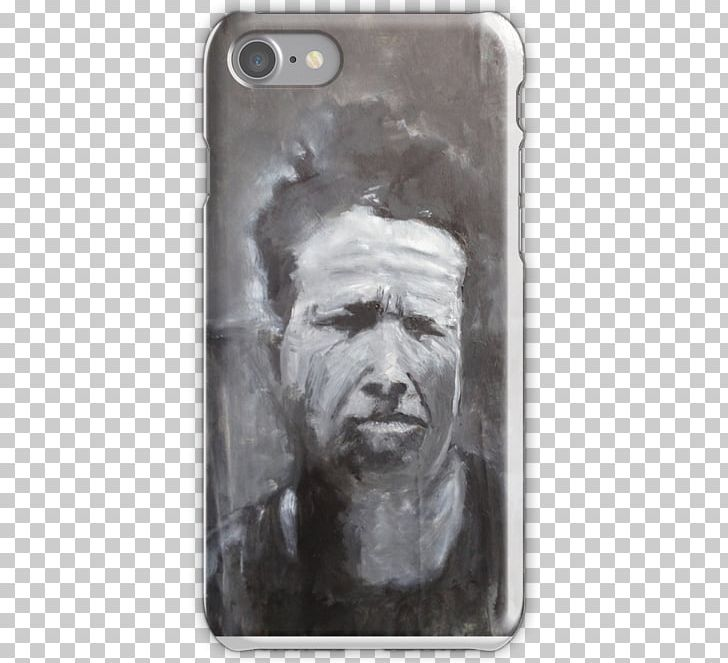 Mobile Phone Accessories Snout White Mobile Phones IPhone PNG, Clipart, Black And White, Drawing, Facial Hair, Head, Iphone Free PNG Download