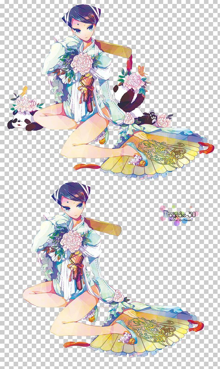 Render Girl Manga Illustration Anime PNG, Clipart, Ai Mikaze