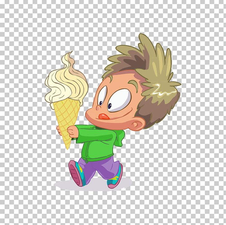 Ice Cream Dessert PNG, Clipart, Boy, Cartoon, Child, Children, Computer Wallpaper Free PNG Download