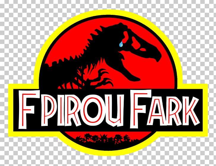Jurassic Park Logo Film Dinosaur PNG, Clipart, Area, Brand, Dents, Dinosaur, Drawing Free PNG Download